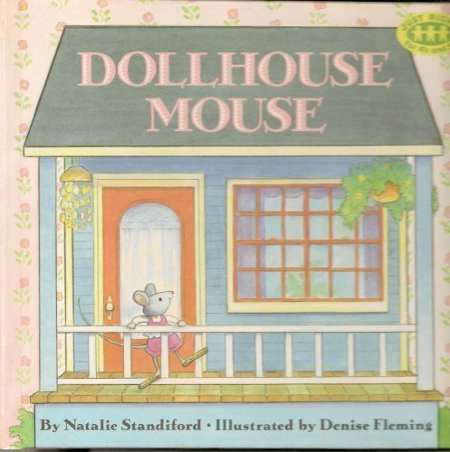 9780394899350: DOLLHOUSE MOUSE (Just Right Books)