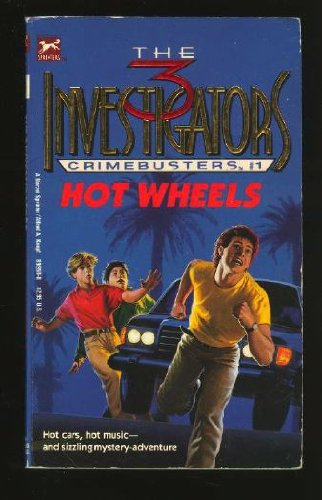 9780394899596: HOT WHEELS (The 3 investigators)