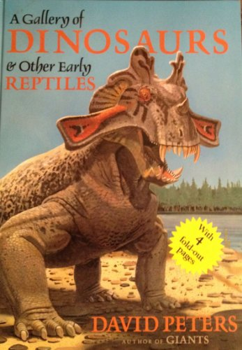 9780394899824: A Gallery of Dinosaurs & Other Early Reptiles