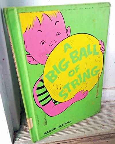 9780394900056: A Big Ball of String (Beginner Books)