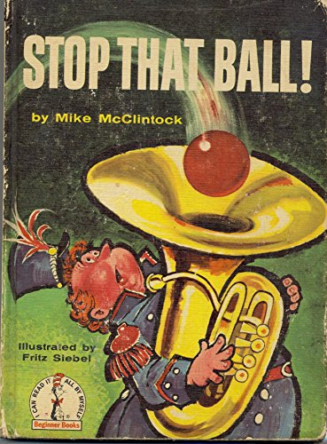 9780394900100: Stop That Ball!