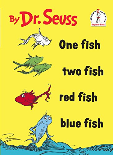 9780394900131: One Fish Two Fish Red Fish Blue Fish (Beginner Books(R))