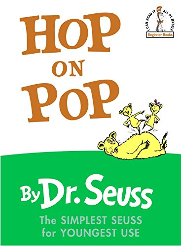 9780394900292: Hop on Pop (Beginner Books(R))