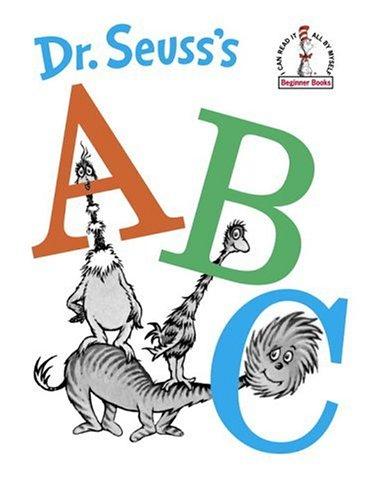 9780394900308: Dr. Seuss' A B C: Beginner Books