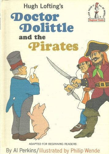 9780394900490: Doctor Dolittle and the Pirates