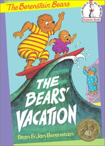 9780394900520: The Bears' Vacation (Beginner Books(R))