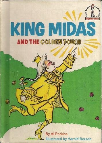 9780394900544: KING MIDAS GOLD TOUCH B54