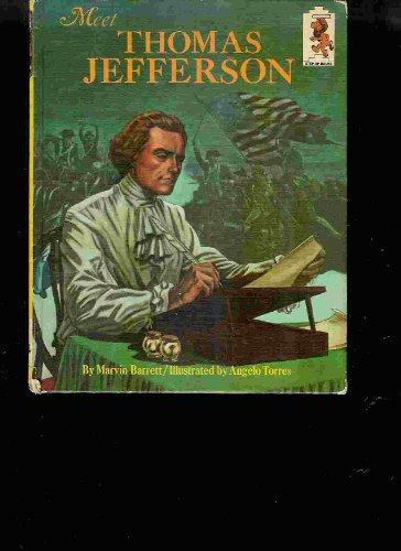 9780394900674: Meet Thomas Jefferson