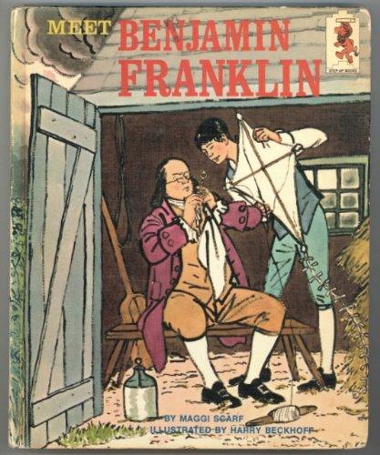 9780394900704: Meet Benjamin Franklin