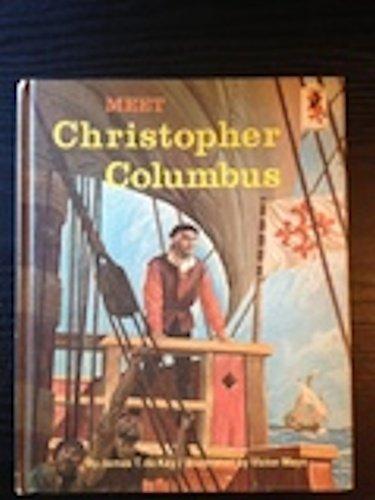 9780394900711: MEET CHRIS COLUMBUS (Step-Up Books)