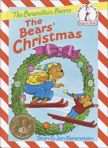 9780394900902: The Bears' Christmas (I Can Read It All By Myself, Beginner Books)