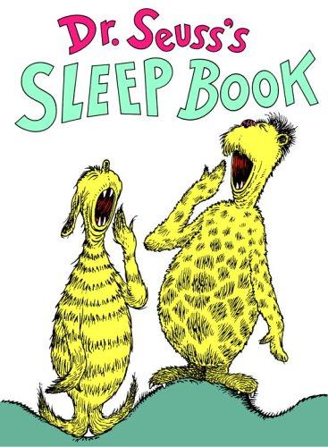 9780394900919: Dr. Seuss's Sleep Book (Classic Seuss)