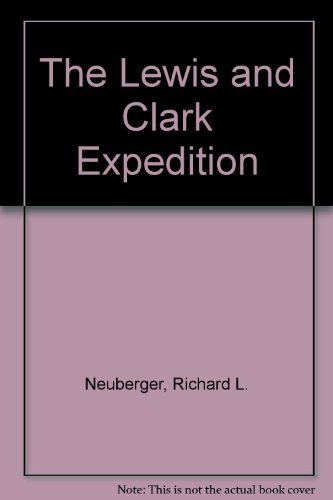 9780394903156: The Lewis and Clark Expedition (Landmark Books, 15)