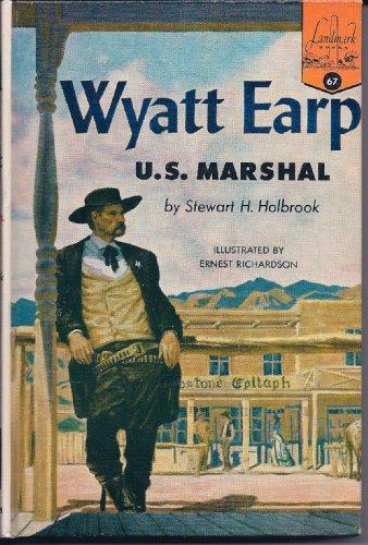 9780394903675: Wyatt Earp: U.S.Marshall