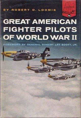 9780394903965: Great American Fighter Pilots of World War Two