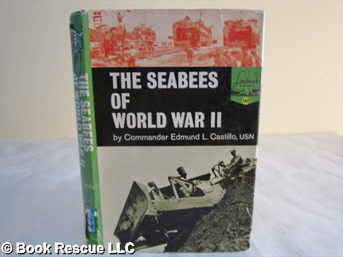 9780394904030: Seabees of World War Two