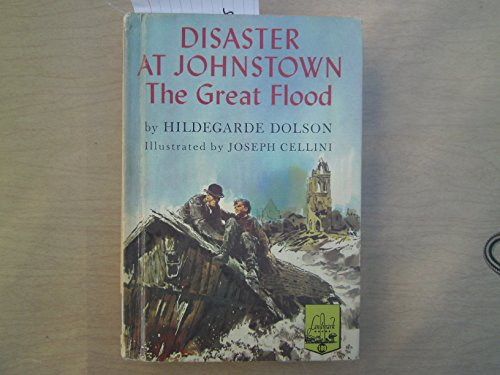 9780394904092: Disaster at Johnstown the Great Flood