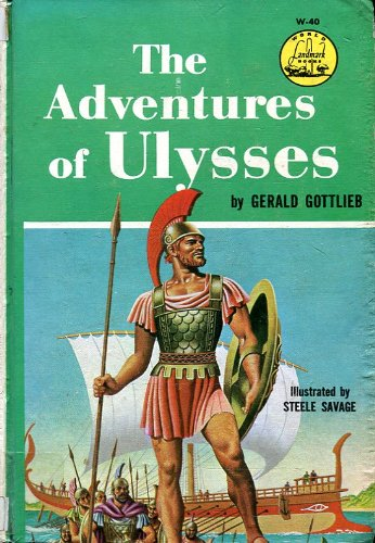 9780394905402: Adventures of Ulysses, World Landmark Books #W-40