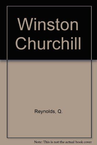 9780394905563: Winston Churchill