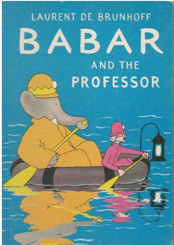 9780394905907: Babar And The Professor