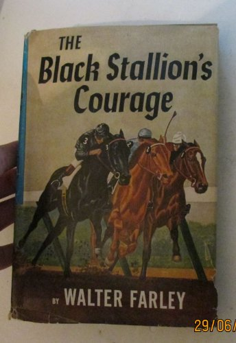 9780394906126: The Black Stallion's Courage