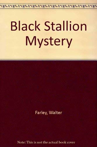 9780394906133: The Black Stallion Mystery