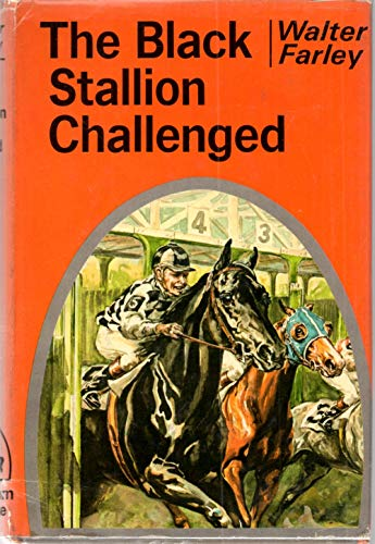 9780394906171: Black Stallion Challenged