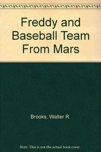 9780394908106: Freddy and Baseball Team From Mars