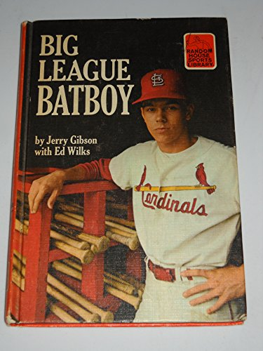 9780394908434: Big League Batboy