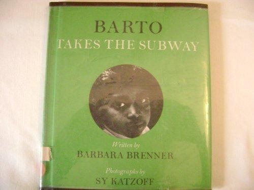 9780394909332: Barto Takes the Subway