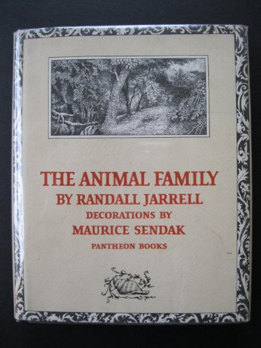 9780394910437: The Animal Family
