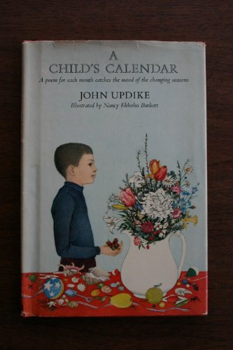 9780394910598: A Childs Calendar