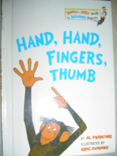 Hand, Hand, Fingers, Thumb (Bright & Early Books) (0394910761) by Al Perkins