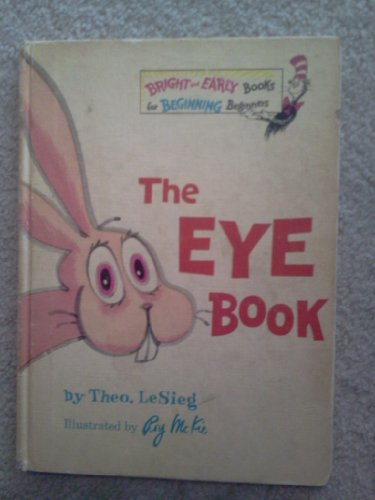The Eye Book: Le Sieg, Theodore