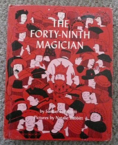 9780394911670: Forty-Ninth Magician