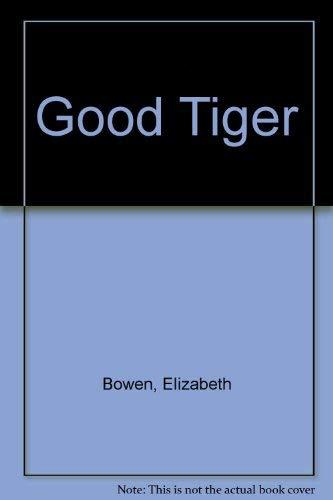 9780394912042: Good Tiger