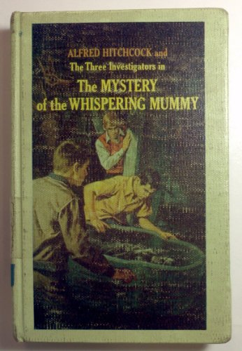 9780394912202: Alfred Hitchcock and the Three Investigators in the Mystery of the Whispering Mummy