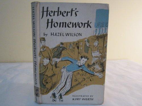 Herbert's Homework: Wilson, Hazel