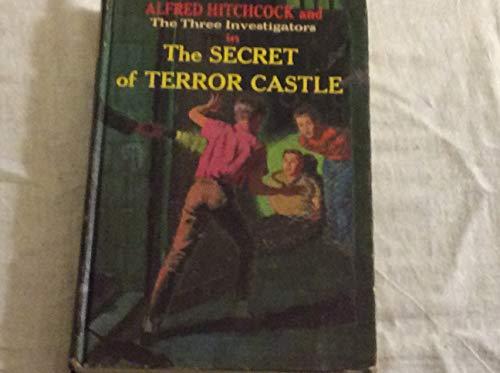 9780394912417: Alfred Hitchcock and the Three Investigators in Secret of Terror Castle