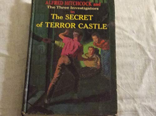 9780394912417: Alfred Hitchcock and the Three Investigators in Secret of Terror Castle