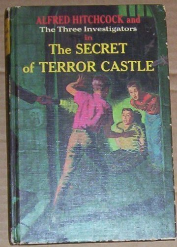9780394912417: Alfred Hitchcock and The Three Investigators in The Secret of Terror Castle