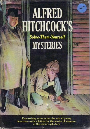 9780394912424: Alfred Hitchcock's Solve-Them-Yourself Mysteries