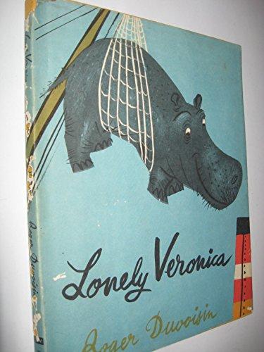 9780394913643: Lonely Veronica