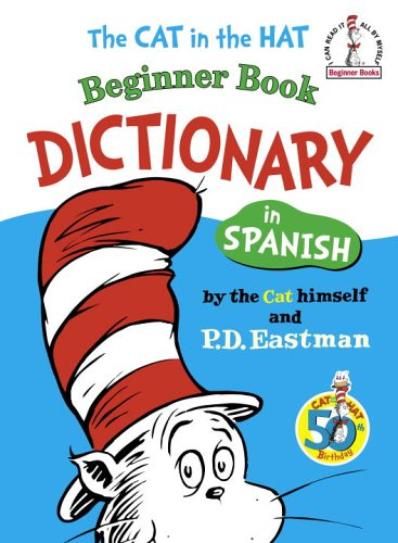 9780394915425: The Cat in the Hat Beginner Book Dictionary in Spanish