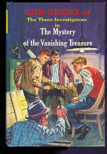 9780394915500: Alfred Hitchcock and the Three Investigators in the Mystery of the Vanishing Treasure