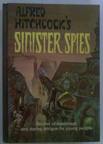 9780394915647: Alfred Hitchcock's Sinister Spies