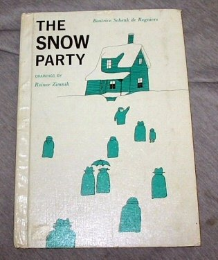 9780394916477: The snow party