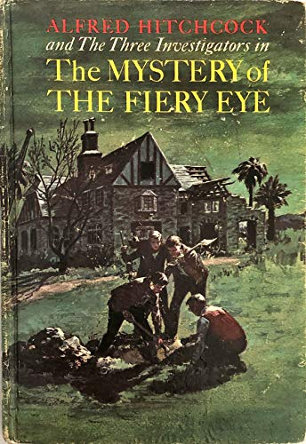 9780394916613: Alfred Hitchcock and the Three Investigators in the Mystery of the Fiery Eye