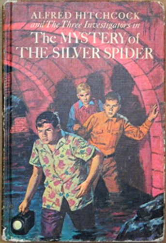 9780394916637: Alfred Hitchcock and the Three Investigators in The Mystery of the Silver Spider