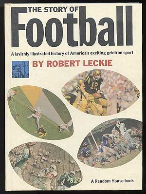 9780394916798: The story of football (Landmark giant, 9)